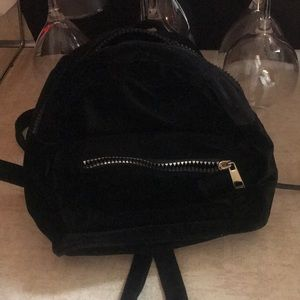 brandy melvile velvet throw bag